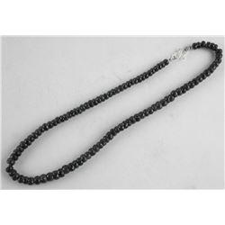 "Estate 16"" Gemstone Necklace Choker Length (OXR)"