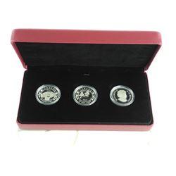 2013 Royal Baby 3 - $20.00 .9999 Fine Silver Coin
