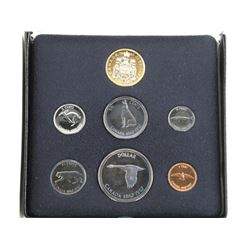 1867-1967 RCM Coin Set Includes $20.00 Gold Coin.