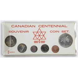 1967 Year Set with Silver