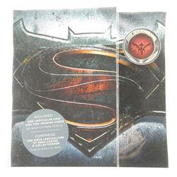 Batman vs. Superman Lenticular 50 Cent wth 2 Cards