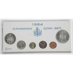 1964 Year Set with Silver.