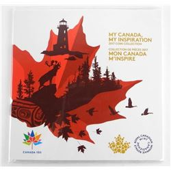 2017 My Canada Coin Collection - Folio