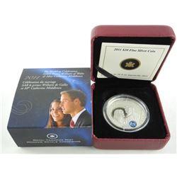 .9999 Fine Silver $20.00 Coin 'Royal Weddi