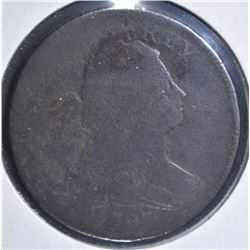 1797 LARGE CENT GOOD, CORROSION
