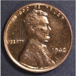 1942 LINCOLN CENT  CH PROOF