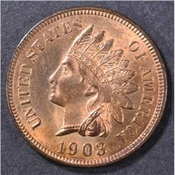 1903 INDIAN CENT CH BU RD