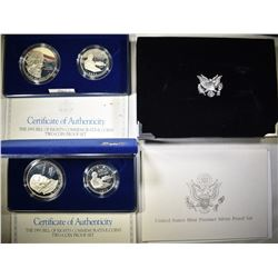 3-SETS FROM U.S. MINT: