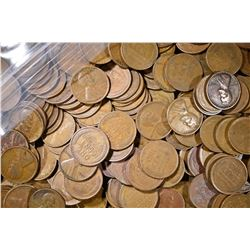 2000-CIRC MIXED DATE LINCOLN WHEAT CENTS FROM THE