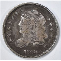 1835 BUST HALF DIME XF CORROSION
