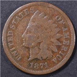1871 INDIAN CENT GOOD