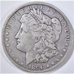 1894-O MORGAN DOLLAR, VF