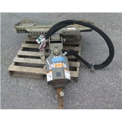 Bobcat Skidsteer Auger Attachment - Needs Repair