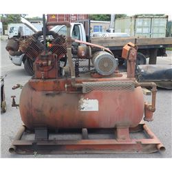 Compressor - Being Sold for Parts/Repair, Reportedly Has Electrical Problem