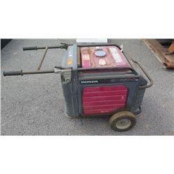 Honda EU6500IS Generator - Needs Repair, Does Not Produce Electricity