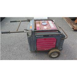 Honda EU6500IS Generator - Needs Repair, Does Not Produce Electricity