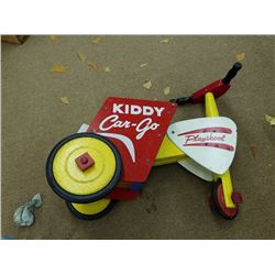 "ANTIQUE PLAYSKOOL ""KITTY CAR-GO"""