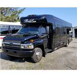 2009 STAR 5500 CHEVROLET 28 PASSENGER PARTY BUS