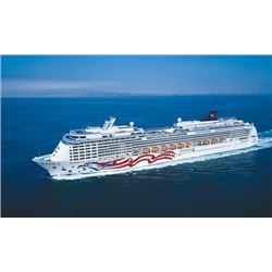7 Night Hawaii Tahiti Cruise for 2, Travel dates are flexible.