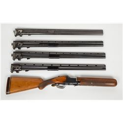 Browning 4 barrel Shotgun, Over/Under 1987 JMD-12472