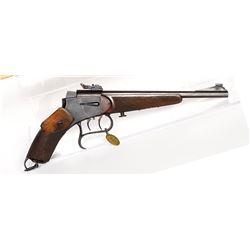 Tell-SYST-BUCHEL, E trott. Onwer Pistol 1970's JMD-11295