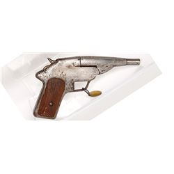 Unknown mfr. Pistol 1950s JMD-11398