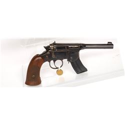 Unknown mfr. Pistol 1950s JMD-11461