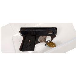 German Pistol, Signal 1920's JMD-11431