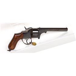 Unknown mfr. Revolver 1880's JMD-11329