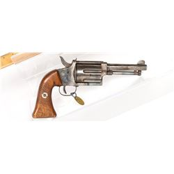 Unknown mfr. Revolver 1957 JMD-11457