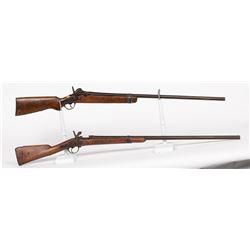 Unknown mfr. (2 Guns) Black Powder 1879-1885 JMD-10793