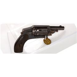 Belgian Pistol 1880s JMD-11374