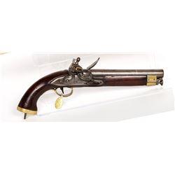 British Pistol 1790s JMD-11262