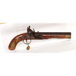 Ellis Pistol 1960s / 1840s JMD-11332