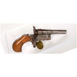 ENTLARAT Pistol 1850s JMD-11423