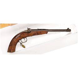 German Pistol 1870s JMD-11428