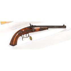 J. Kowar Ameerg Pistol 1890s JMD-11268
