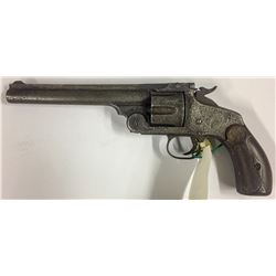 Smith & Wesson Pistol 1878 JMD-11288
