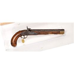 T. Davidson Pistol 1850s JMD-11168