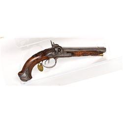 Unknown mfr. Pistol 1840s-50s JMD-11412