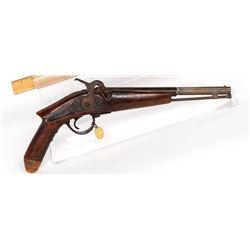 Unknown mfr. Pistol 1960s/ 1840s JMD-11334