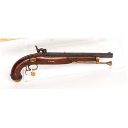 Williams & Cline Pistol 1960s JMD-11326