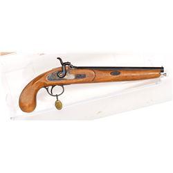Unknown mfr. Pistol, SxS 1960s JMD-11174