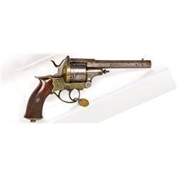 Belgian Revolver 1870s JMD-11284
