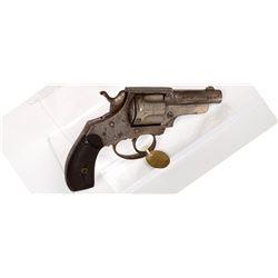 Manhattan Fire Arms Revolver 1883 JMD-11344