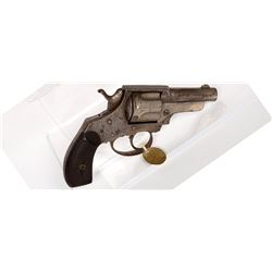 Manhattan Fire Arms Revolver 1883 JMD-11344