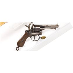 Unknown mfr. Revolver 1840s JMD-11305