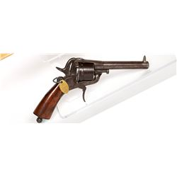 Unknown mfr. Revolver 1840s JMD-11307