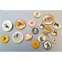 Rodeo & Horses Pins JMD-15027