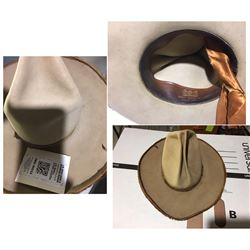 Hominy, Oklahoma Stetson Cowboy Hat JMD-10032